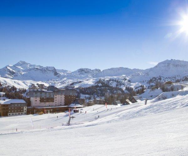 L' Alpe d'Huez - אלפ דואז