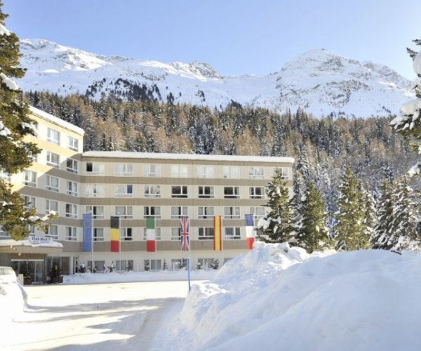 Saint-Moritz Roi Soleil - סנט מוריץ רו…